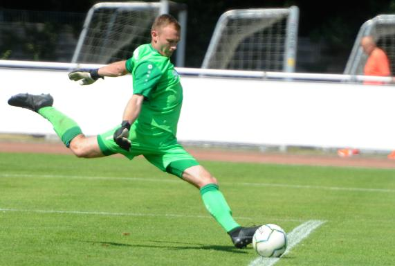 Oberliga: The USA goalkeeper wants to be a professional in Germany