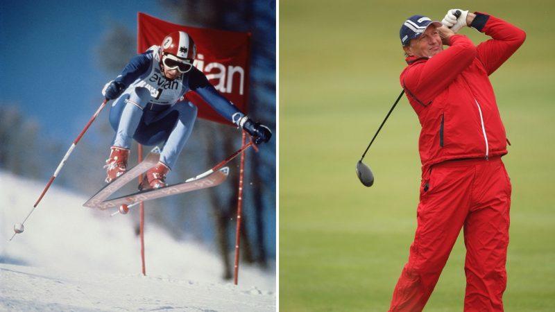 Olympic figure skating champion Franz Kalmer on his love of golf