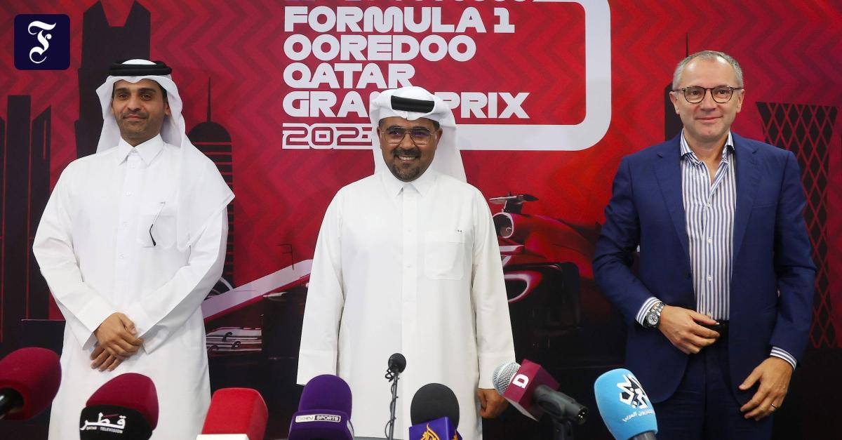 Qatar intervenes as F1 host after Australia cancels