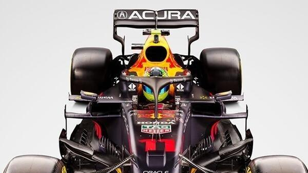 Red Bull and AlphaTauri unveil the Acura brand