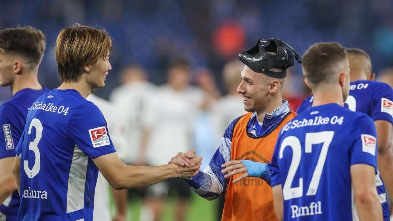 Schalke 04: Frustration with the S04 Professional - Travel more than 23,000 kilometers for free