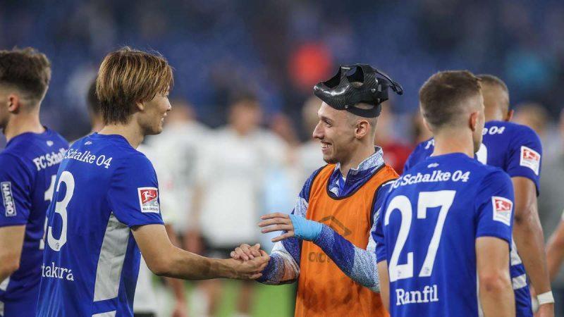 Schalke 04: Professional foil S04 - 23,000 km travel free