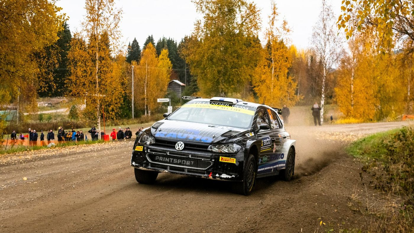 Suninen hopes to return full time after Finland's success on Automotive Portal.com