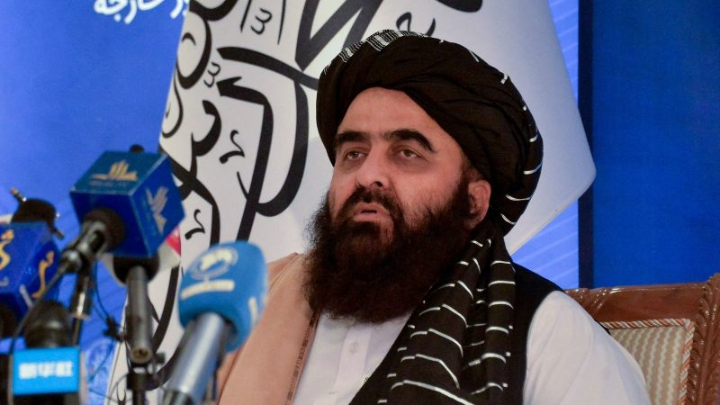 Taliban warns US of 'destabilizing' regime in face-to-face talks