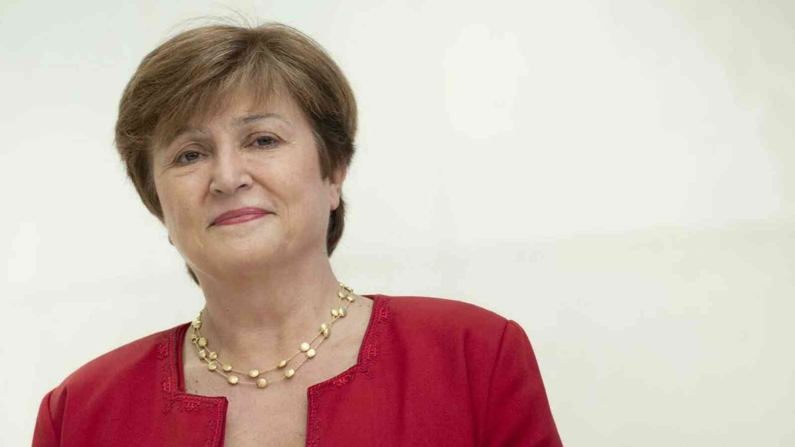 """The IMF will decide """"very soon"""" the issue of Georgieva staying in her position"""