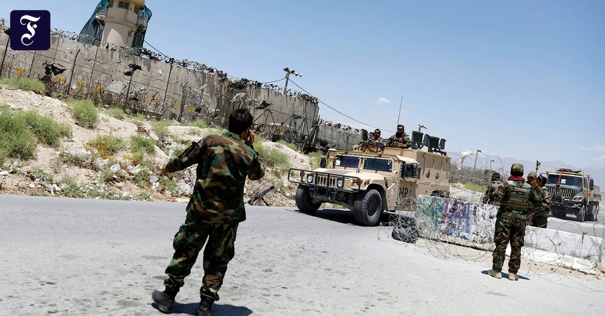 The United States wants to take in thousands more Afghans