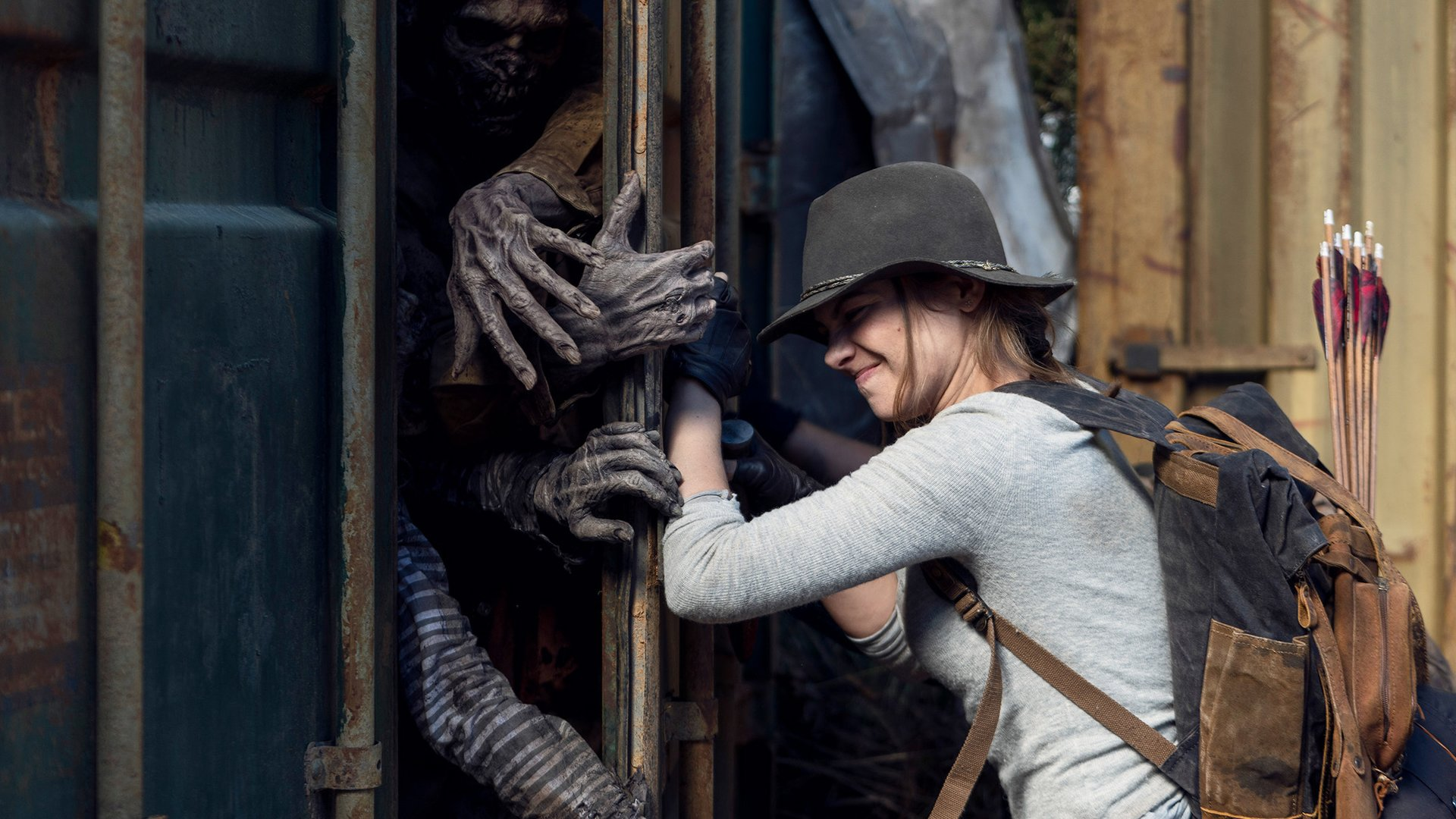 """""""The Walking Dead"""" deals with one of the greatest mysteries KINO.de"""