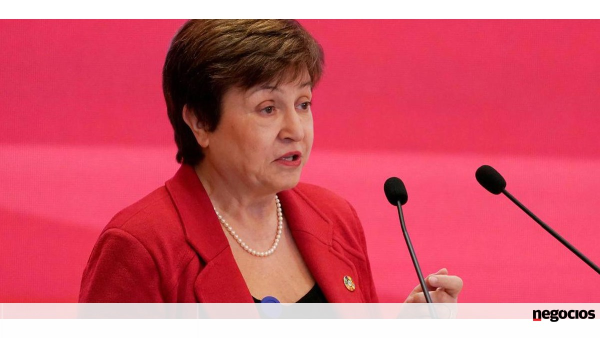 The siege of Georgieva was tightened.  Was China preferred or not?  – Economie