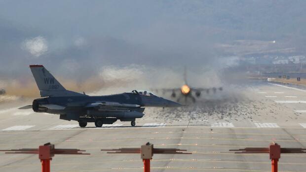 USA provides F-16s to Turkey