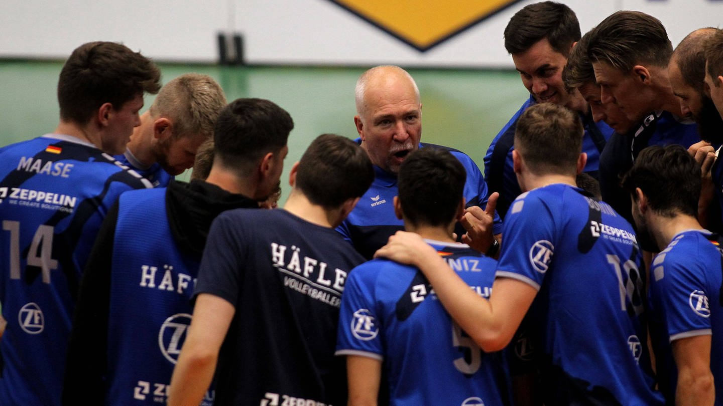 VfB Friedrichshafen – Record Champions with Clear Targets – SWR Sport