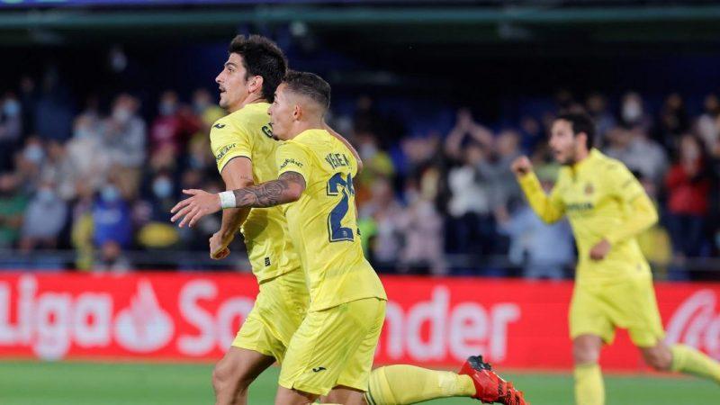Villarreal has never won in Switzerland