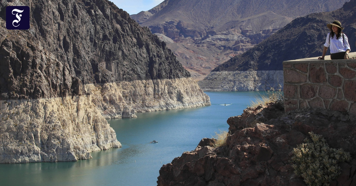 Water levels are dropping in the USA: Water is becoming scarce for the first time